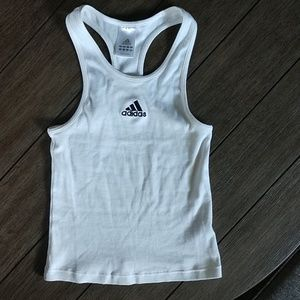 Women's adidas work out athletic tank top
